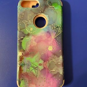 IPhone 7/8 plus Tye dye case